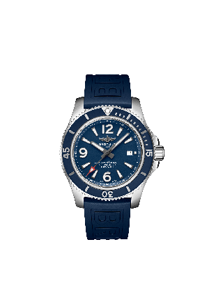 Superocean Automatic 44 Stainless Steel - Blue
