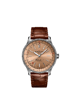 NAVITIMER AUTOMATIC 35Stainless Steel - Copper