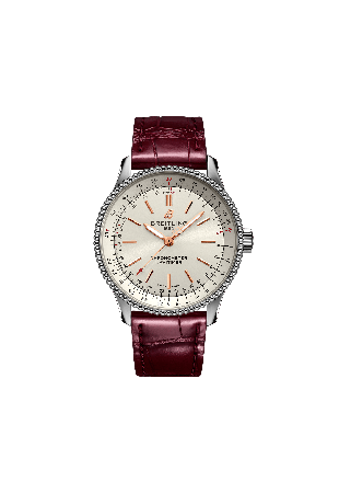 NAVITIMER AUTOMATIC 35Stainless Steel - Silver