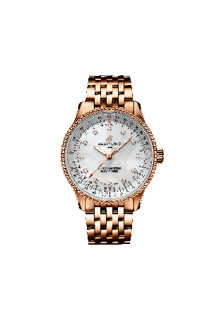NAVITIMER AUTOMATIC 3518k Red Gold - Mother-Of-Pearl